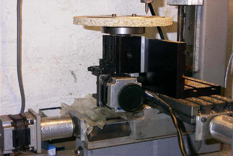 A CNC-Engraved Chapter Ring for a 3/4 second Pendulum Clock
